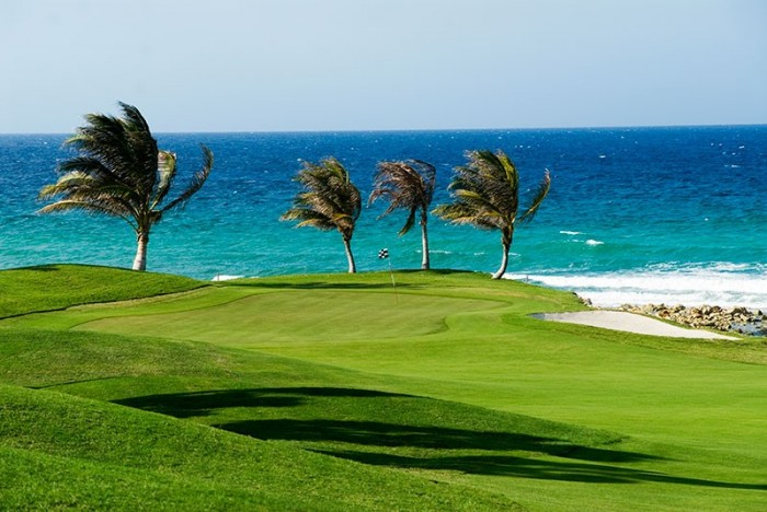 Cinnamon hill golf course, Jamaica. Food Golf and Travel. Photographer Paul Marshall.