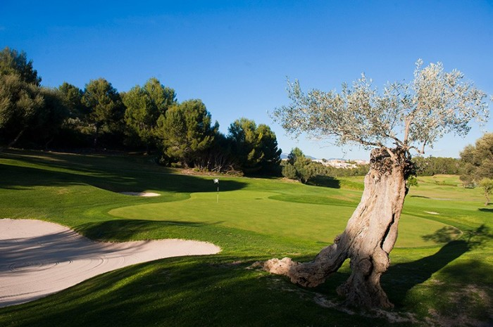 Golf in Mallorca, Son Muntaner